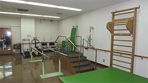 機能回復訓練室